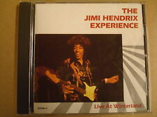 CD / THE JIMI HENDRIX EXPERIENCE - LIVE AT WINTERLAND