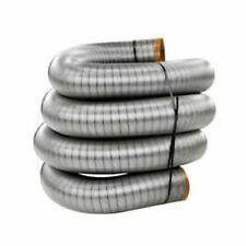 "HomeSaver Ultrapro 316Ti Stainless Steel Chimney Liner (Only) - 6"" x 28'"