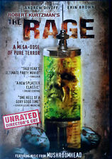 THE RAGE - ANDREW DIVOFF, MISTY MUNDAE, REGGIE BANNISTER - UNRATED - SEALED DVD