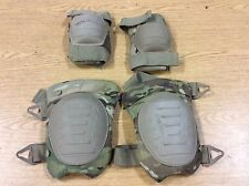 USED MULTICAM KNEE AND ELBOW PADS MCGUIRE NICHOLAS USGI UNIVERSAL SIZE
