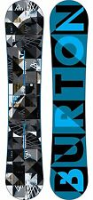 New in Plastic BURTON CLASH 155 cm Snowboard All Mountain