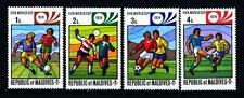 MALDIVIAN ISLANDS - MALDIVE - 1974 - Coppa del Mondo FIFA, Germania Ovest