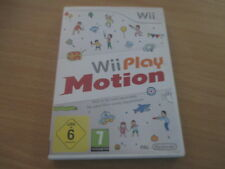jeu wii wii play motion
