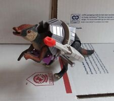 Dino Riders SAUROLOPHUS by Tyco with Harness and GUN