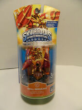 Skylanders Spyro Adventure Drill Sergeant   Play on video game & on the web  NEW