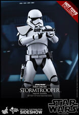 "First Order Stormtrooper Squad Leader Star Wars Episode VII 12"" Figur Hot Toys"
