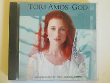 Tori Amos GOD 1993 One Track CD Single Promo Excellent