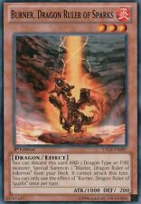 x3 Burner, Dragon Ruler of Sparks - LTGY-EN097 - Common - 1st Yu-Gi-Oh! M/NM