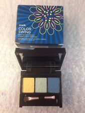AVON MARK COLOR SWING MIX IT UP EYE Shadow COMPACT 6 Colors 3 on Each Side