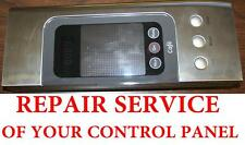 REPAIR SERVICE OF YOUR GE Cafe MICROWAVE CONTROL PANEL WB07X11306 CVM2072SM3SS