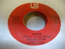 "Rock 45 QUEEN Crazy Little Thing Called Love on Elektra 7"" 4"