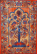 Tagesdecke bett überwurf Mougal Tapestry Picknick  Indien Goa Wandbehang