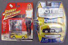 Johnny Lightning VIP Vallery Irons Pam Anderson & 08 Ford Shelby GT500KR Diecast
