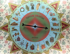 YULETIDE SPINNER Christmas Holiday Divination Fortune Telling Oracle Card Game