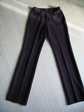 Dismero premamá, talla 36, schurwollgemisch, Purple, elástico, super cómodos