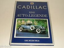 Bildband US Cars: Cadillac - Eine Auto Legende, von Nicky Wright, 1992