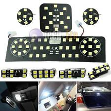 Perfer Fit White 88-SMD LED Interior Lights Package Volkswagen MK6 GTi Golf & CC