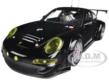 2010 PORSCHE 911(997) GT3 RSR PLAIN BODY VERSION BLACK 1/18 BY AUTOART 81074