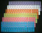 Keyboard Cover Skin Protector for HP ENVY x360 15-u*** serie 15-u010dx 15-u011dx