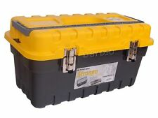21 inch Strongo Toolbox with Removable Tool Tray