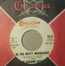 Golden Leaves, The  – Pretty Brown Eyes / In The Misty Moonlight ~ Promo (M-)