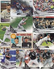CHICAGO WHITE SOX 5000 BASEBALL CARDS A NICE MIX AND FUN TO COLLECT READ