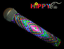 SPARKLE MICROPHONE COVER (HIPPY CHIC)  BLING MICROPHONE COVER FOR CORDLESS MIC