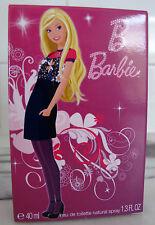 BARBIE eau de toilette natural spray 40ml - 1.3FL.OZ & a Barbie Charm