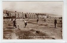 LOUISE DRIVE AND MIDGET GOLF, GIRVAN: Ayrshire postcard (C17244)