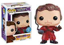 Pop! Vinyl BobbleHead - Guardians Of The Galaxy - Star Lord Mix Tape Exclusive