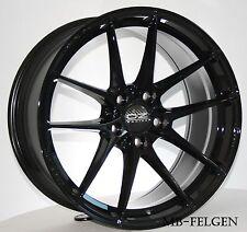 OZ Leggera HLT Gloss Black 8,5/9,5x19 BMW 3er F30 Limousine