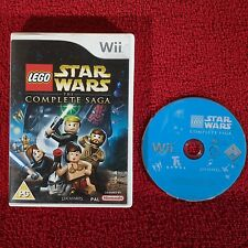 LEGO STAR WARS THE COMPLETE SAGA - Nintendo Wii ~PAL~ Action Game