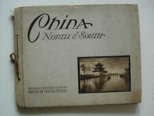 DONALD MENNIE - 1920 - CHINA NORTH AND SOUTH - PHOTO RECORD OF OLD CHINA