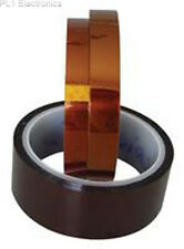 PRO POWER - PPC215 - TAPE, POLYIMIDE, ESD, BROWN, 25MMX33M