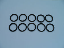 """Gas meter washers 1"""" U6 G4 E6 domestic (10 lite) inlet or outlet union X 10 NEW"""