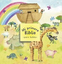 Mi primera Biblia para bebes (Spanish Edition), Wright, Sally, Acceptable Book