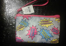 GLAMM WHAMM WRISTLET/MAKE UP CASE SUPER CUTE BNWT