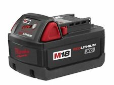 Milwaukee  11 1828 M18 XC RED LITHIUM 18 Volt Lithium ion Cordless Tool Battery
