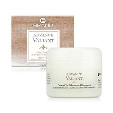Crema Viso Schiarente Illuminante - Ebrand Advance Valiant - 50 ml