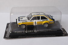 ALTAYA  FORD ESCORT MKII # 1 ACROPOLIS RALLY 1979 1:43
