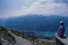 671040 Axalp fish Eye Brienzer Rothorn A4 Photo Print