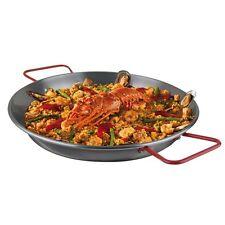 """MageFesa Carbon on Steel 18"""" Paella Pan (10-12 servings)"""
