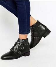 Boots Bottines Ankle Boots Low Boots clous Asos Zara Topshop Collection Actuelle