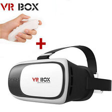 UK VR Box Virtual Reality Headset 3D Video Movie Game Glasses for smartphone