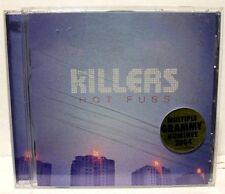 """HOT FUSS"" by THE KILLERS Alternative/Indie Rock Music CD 2004 Island (Label)"