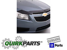OEM NEW Aeroskin Molded Hood Protector Bug Shield 11-15 Chevrolet Cruze 19260728