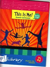 This Is Me! Groovin' and Growin' Jewish Style PJ Library CD Rick Recht