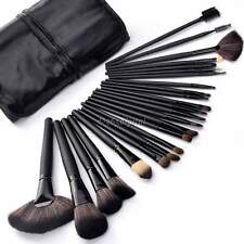 24Pcs Professional Make Up Cosmetic Makeup Brushes Kit Set w/ Black Pouch/Case