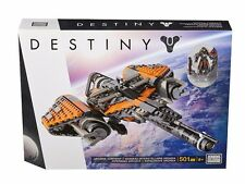 Mega Bloks Destiny Arcadia Jumpship Construction Set DPJ12
