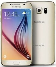 New Samsung Galaxy S6 SM-G920A AT&T Unlocked 32GB Android Smartphone Gold